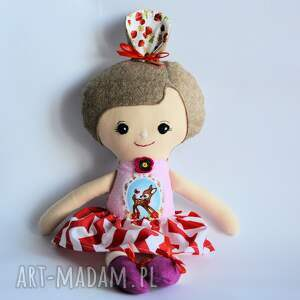 święta prezent, lalki lala umilka - beatka 45 cm, lalka, umilka, baletnica, roczek