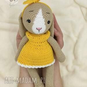 hand-made zabawki króliczka bunia