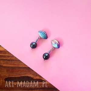 oryginalny prezent, w hand works whw splendor black pearl, perła, perły, perłowe