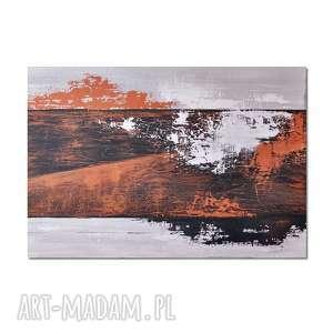tierra del oro, abstrakcja,nowoczesny obraz ręcznie malowany, obraz, autorski