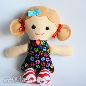 ręcznie robione lalki cukierkowa lala - tosia - 40 cm