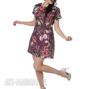 Wyjątkowa tunika, sukienka, 100% bawełna, designerska, wygodna, lato