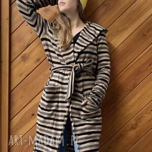 płaszcze długi swetrowy płaszczyk, narzutka, dzininowy płaszc, płaszcz