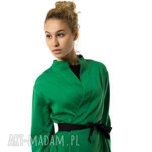 sukienki kimono sukienka furisode midori, sukienka, kimono, narzutka, płaszczyk