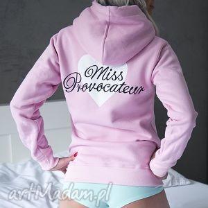 bluzy bluza miss provocateur, seksi, seksowna, kaptur, prezent, urodziny, modna