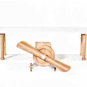 półka-mebel dziecięce, meble dla dzieci, półka drewniana