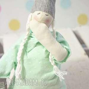 Prezent Śpioch, prezent, dom, lalka, śpioch, dekoracja, tilda
