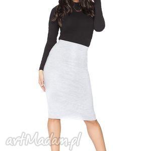 spódnica ołówkowa i_2 - rawear, sportowa, elegancka, wygodna, dresowa