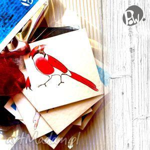 Prezent ptasie zawieszki na prezenty... 6 szt., zawieszki, prezenty, bileciki