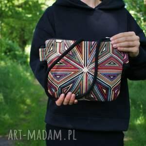 handmade na ramię mini etno