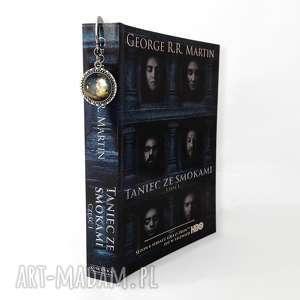 Zakładka do książki WESTEROS - ,zakładka,mapa,książki,westeros,gra,tron,