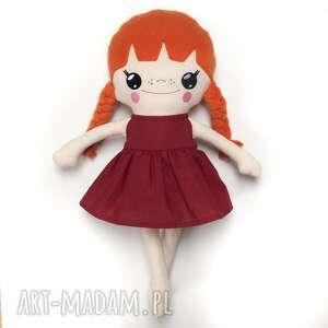 lalka bawełniana, lalka, laleczka, poofy, prezent, dziewczynka, szmaciana