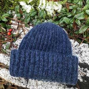 święta, czapka takori, na drutach, ciepła czapka, zimowa
