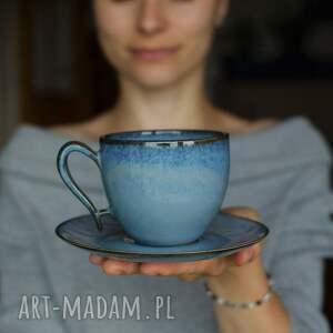 ceramika filiżanka morska ceramiczna 270ml, do kawy