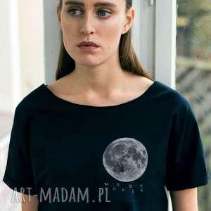 Moon Lover Oversize T-shirt, oversize