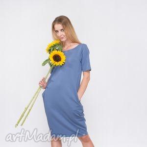 ręcznie robione sukienki double fold