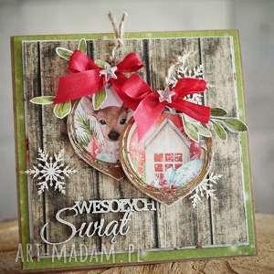 Kartka świąteczna MP-3 - ,kartka,święta,boże,narodzenie,