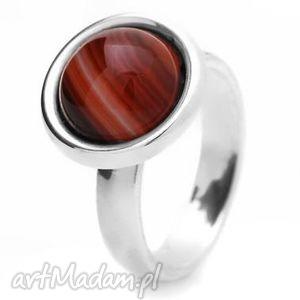 wyjątkowy prezent, pierścionek agat, lukato, pierścionek, pierscionek, kamien