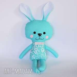 Królik Tuptuś - Grześ, królik, zając, wielkanoc, roczek, chłopczyk, urodziny