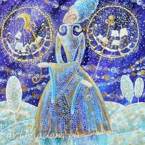 koronkowy sen na boże narodzenie, anioł, anioły, sen, koronkowy, 4mara