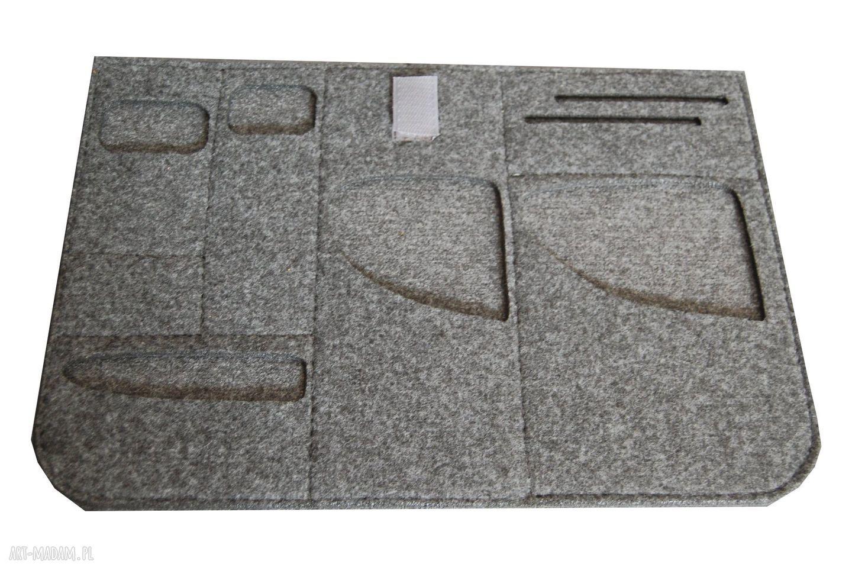 ręczne wykonanie na laptopa aktówka filcowa torba