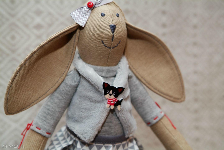 roczek maskotki żona marynarza wielbicielka piesków