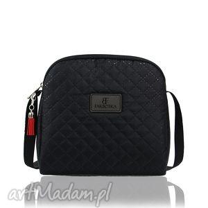 mini simple color 164, torebka, mini, czarna