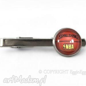 koszykówka - spinka do krawata koszykowa, sportowa