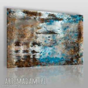 obrazy obraz na płótnie - abstrakcja elegancki 120x80 cm 28301