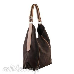 Prezent furia - torba worek czekolada, worek, wygodna, swobodna, prezent, alkantara