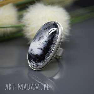 """Klasyczna elegancja - pierścionek """"coco"""" branickaart pierścionek"""