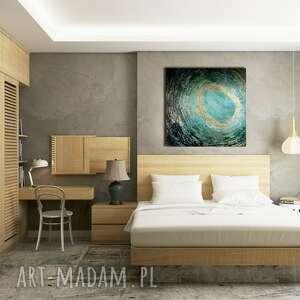 Powiew 3 alexandra13 abstrakcja, akryl, alexandra13art