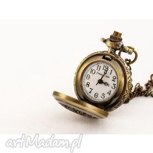 hand made zegarki listki (golden)