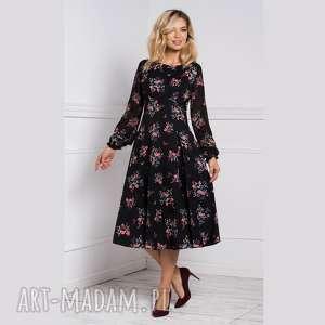 Sukienka empiria total midi adelajda sukienki livia clue midi