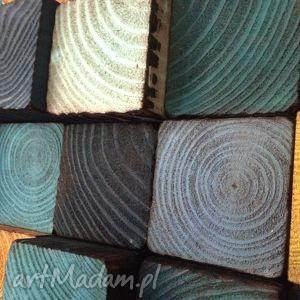 Mozaika drewniana NA ZAMÓWIENIE, drewno, ściana, obraz, mozaika, płaskorzeźba