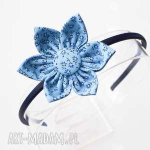 ozdoby do włosów opaska z kwiatkiem, opaska, dowłosów, kwiatek