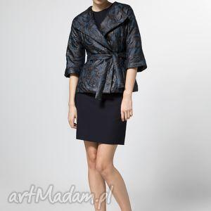 kimono jacket blue 36 - kimono, kurtka, wełna