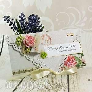 scrapbooking kartki kartka z okazji rocznicy ślubu - różane wspomnienia, rocznica