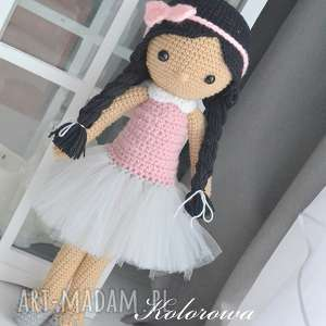 Lala Elwira - spódniczka tutu, lala, lalka, zabawki, msakotka