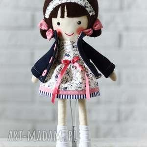 Prezent MALOWANA LALA LENA, lalka, zabawka, przytulanka, niespodzianka,