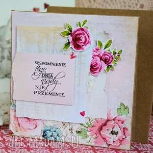 kartki kartka - wspomnienie tego dnia 2, kartka, romantyczna, ślub