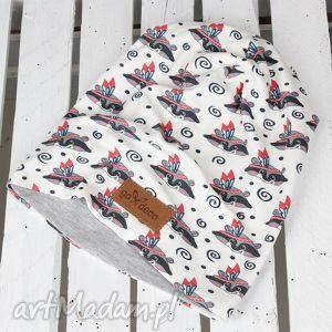 czapka na prezent beanie szopy - czapka, prezent, beanie, szop, zwierzątko, ciepła