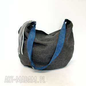 ręczne wykonanie torebki hobo