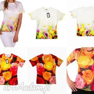 zamówienie specjalne, koszulka, modna, wiosenna, kolorowa, artystyczna, bluzki