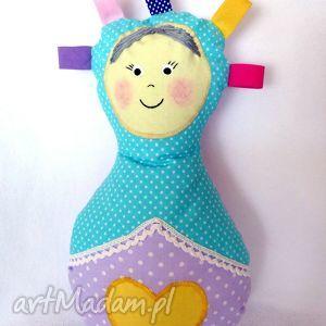 lalki matrioszka -pierwsza przytulanka, podusia, matrioszka, lalka