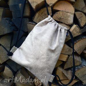 Prezent BBAG plecak worek Punky, plecak, skórzany, worek, torebka, prezent, miejski
