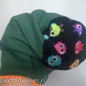 hand-made czapki czekając na proroka jajo zniosła kwoka