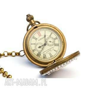 PERŁOWA DAMA, zegarek