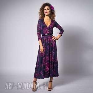 sukienki brigitte - magic rose