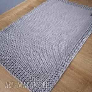 sznurkowy dywan